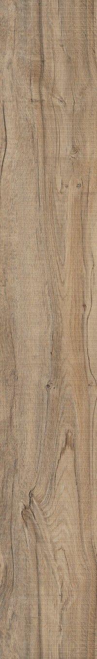 Toller Boden in rustikaler Holzoptik. Wasserfest, rutschfest und leicht zu verlegen. Klick Vinyl Diele Basico Kern Eiche, Dekor Eiche vintage hell.