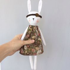 Meet the new bunny in my store