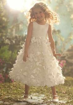 how cute is this flower girl dress!
