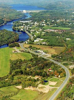 Explore Maine Scenic Byways: Old Canada Road Scenic Byway (Route 201)