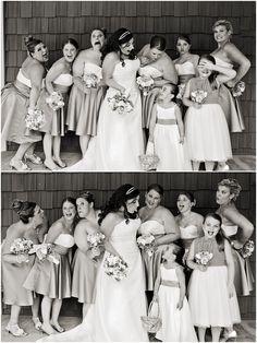 bridesmaid silly