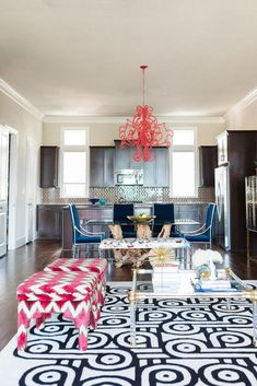 See more images from must-see: a fearlessly designed home in dallas! on domino.com