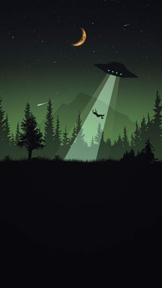 Alien Attack iPhone Wallpaper - iPhone Wallpapers