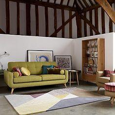 John Lewis Barbican sofa range