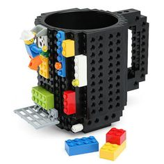 Diy #build-on building brick mug coffee #blocks #personalized cup,  View more on the LINK: http://www.zeppy.io/product/gb/2/161724858278/