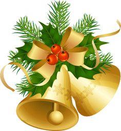 Christmas Corner Decoration PNG Clipart Image