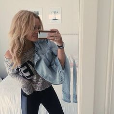 ♡Alli Simpson♡ Alli's fashion is very beachy, preppy and sometimes even a bit bohemian but her outfits always look amazing♡