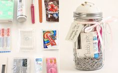 Whoa. This DIY Wedding Day Emergency Kit Is Genius.   Photo by: 'A Casarella   TheKnot.com