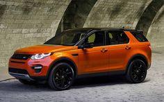 2016 Land Rover Discovery Sport Widescreen Desktop Wallpapers