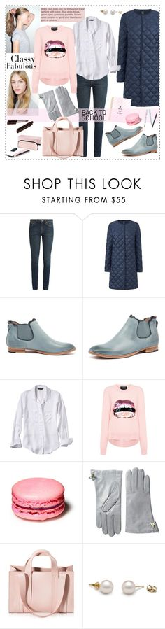"""2016-10-14"" by wilady ❤ liked on Polyvore featuring Yves Saint Laurent, Uniqlo, Mollini, Banana Republic, Markus Lupfer, Vivienne Westwood and Corto Moltedo"