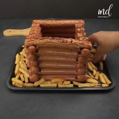 Wow Video, Muslim Love Quotes, 5 Minute Crafts, Healthy Cooking, Apple Pie, Waffles, Bbq, Food And Drink, Snacks