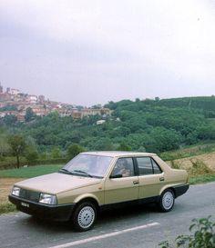 Fiat Regata   le blog auto