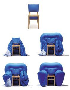 Tía Witty: Crasset's Decompression Chair