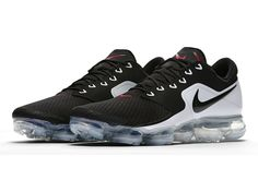The Nike Air VaporMax CS Black White (Style Code: is a lower tier to the Nike Air VaporMax Flyknit that's built with an engineered mesh upper. Nike Air Jordans, Nike Air Vapormax, Running Shoes Nike, Nike Shoes, Air Max Sneakers, Sneakers Nike, Black And White Nikes, Sneaker Bar, Nike Kicks