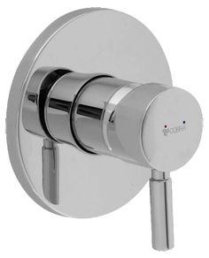 Shower Mixer - Bathroom Bizarre: LA-956 Bath/Shower Mixer Bath Shower Mixer, Door Handles, Doors, Bathroom, Ideas, Home Decor, Washroom, Decoration Home, Room Decor