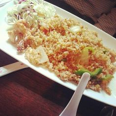 House Fried Rice - Little Thai - Zmenu, The Most Comprehensive Menu With Photos