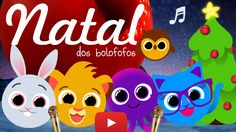 Natal dos Bolofofos (Música de Natal Infantil)