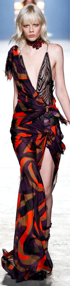 Versace Spring 2016 RTW