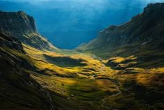 Bucegi Mountains by Cristian Lee