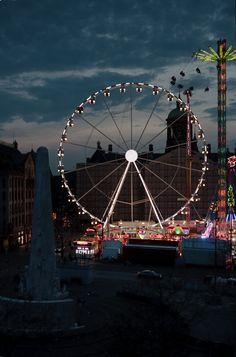 Carnival in the city