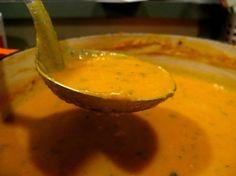 Brocolli Pumpkin Soup