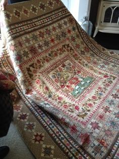 I SEW QUILTS: A Day With Di Ford
