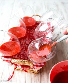 Kerrospannacotta | Reseptit | Kinuskikissa Vegetables, Drinks, Kitchen, Food, Cooking Food, Drinking, Beverages, Cooking, Kitchens