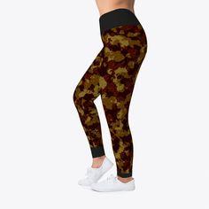 Camufluje Marrón Products | Teespring Leggings Sale, Pants, Products, Fashion, Trouser Pants, Moda, Fashion Styles, Women Pants, Fasion