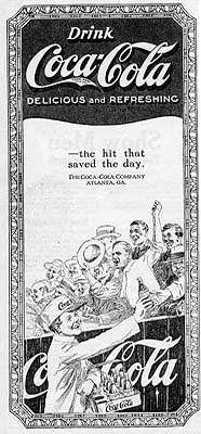 1920 - Newspaper ad