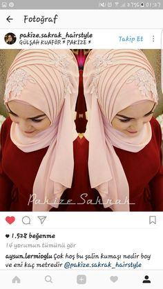 # Scarf # Hijab Hijab scarf models 2020 # Scarf the # Hijab Hijab scarf models 2020 Turban Hijab, Hijab Dress, Hijab Outfit, Bridal Hijab, Wedding Hijab, Muslim Girls, Muslim Women, Muslim Fashion, Hijab Fashion