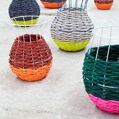 Fluo Basket by Serax | MONOQI #bestofdesign