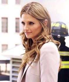 Kate Beckett :( for now