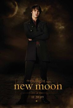 Twilight 2: New Moon (Alec)