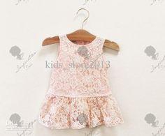 Wholesale kids dresses girl c /lot, Free shipping, $11.74/Piece   DHgate