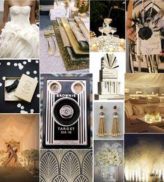 """Blog Ślubny Wedding Room: ŚLUBNE TRENDY 2014- W STYLU """"GREAT GATSBY"""""""