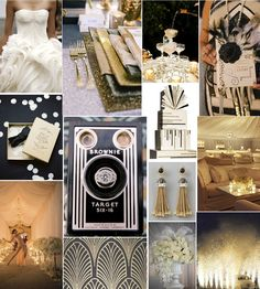 "Blog Ślubny Wedding Room: ŚLUBNE TRENDY 2014- W STYLU ""GREAT GATSBY"""