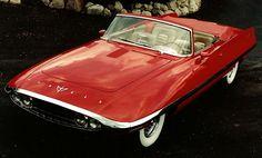 1957 Chrysler Ghia Diablo