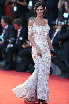 Anna Mouglalis in Chanel @ 2013 Venice Film Festival