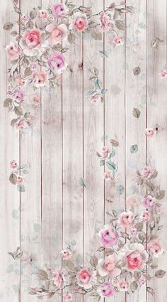 Vintage Flowers Photography Wallpaper Wallpapers 36 Most Popular Ideas Flower Background Wallpaper, Framed Wallpaper, Flower Backgrounds, Background Vintage, Wallpaper Backgrounds, Phone Backgrounds, Shabby Chic Wallpaper, Decoupage Vintage, Vintage Paper