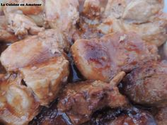 La cuisine en amateur de Maryline: Côte de porc en papillote