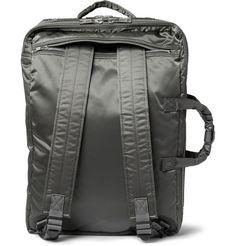 Porter-Yoshida   Co Porter Quilted Satin Convertible Backpack Porter  Yoshida 961d4a861d10e