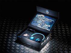 Philips Machinegrems CitiScape Headphones