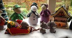 Kerstgroep Dickens muizen