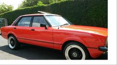 Ford Cortina 30s