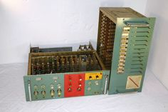 Kraftwerk Vocoder custom made in early1970s - Kraftwerk - Wikipedia, the free encyclopedia