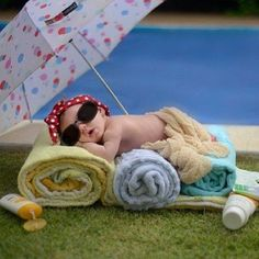 Props For Newborn Photography #ParentingPhotography