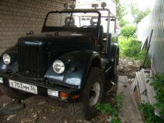 Кабриолет пятидесятых, ГАЗ-69 #cabriolet