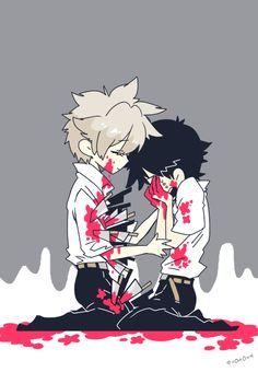 Shinji ○ Kaworu