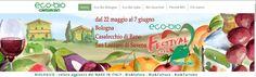 Le feste: Stands con vendita diretta di prodotti biologici e naturali, Bio Street Food, attività olistiche, laboratori vari, dimostrazioni, incontri, spettacoli musicali. Ingresso gratuito http://www.ecobio.bo.it/page_1/s_pg_1429089798861/index.php
