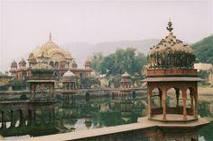 Alwar Palace, Rajasthan, India